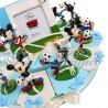 Torta Bomboniere Topolino Disney Primo Compleanno Comunione Battesimo con Statuina Maxi Calciatore