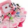 Torta Bomboniere Minnie Ballerina Compleanno Comunione Disney Originale Economiche