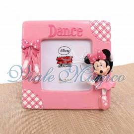Portafoto Minnie Ballerina Rosa