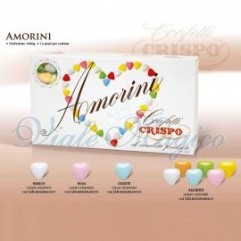 Confetti Crispo Amorini al Cioccolato 1 Kg