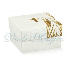 20 PZ Scatoline Prima Comunione Croce Sacra