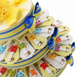 Torta Bomboniere Appendino Chiave n°18