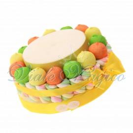 Torta Marshmallow Mini per Compleanno