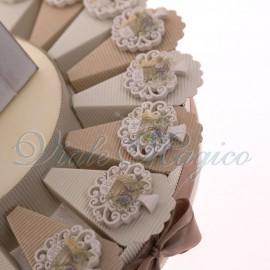 Torte Magnete Albero della Vita con Calice Comunione