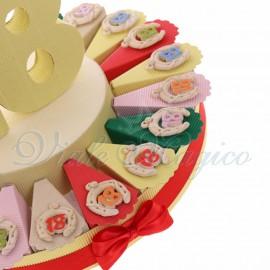 Torta Bomboniere Online Compleanno Magnete Ferro di Cavallo 18 Anni