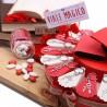 Torta Compasso per Laurea Architettura Confetti