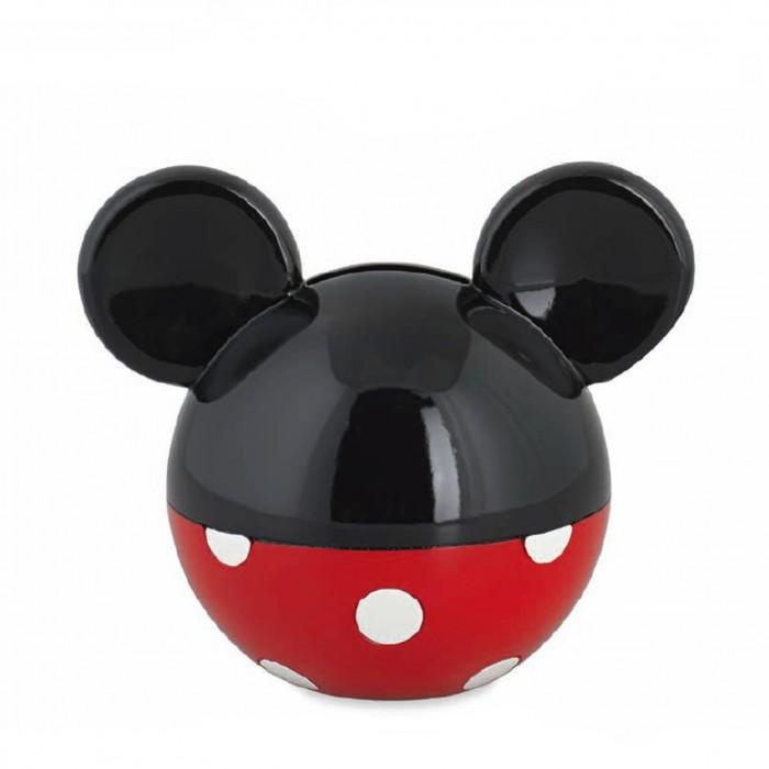 Salvadanaio Disney Topolino Red Black Baby per Compleanno