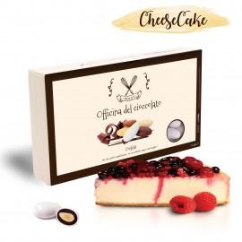 Confetti CHEESECAKE alla Mandorla Officina del Cioccolato