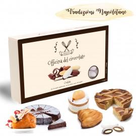 Confetti TRADIZIONI NAPOLETANE alla Mandorla Officina del Cioccolato