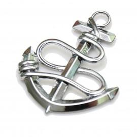 Bomboniera Ancora Silver per Compleanno Tema Mare Matrimonio Segnaposto