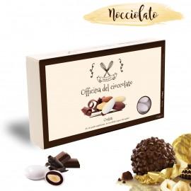 """CONFETTI alla Crema con Mandorla Italiani Artigianali """"Officina del Cioccolato"""""""