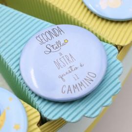 Magnete Personalizzato con Frase per il 1° Compleanno di un Bimbo