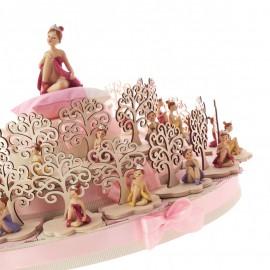 Ballerina Princess Statuine...