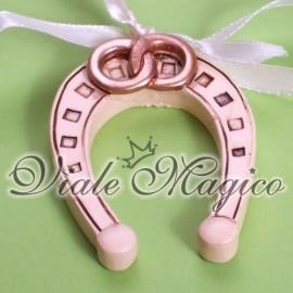Bomboniere Matrimonio FaiDaTe Ferro di Cavallo Matrimonio Anniversario