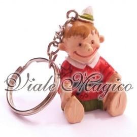 Portachiavi Pinocchio