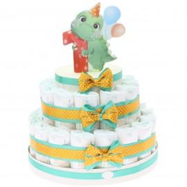 Dinosauro primo compleanno