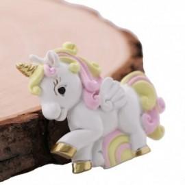 Calamita Unicorno Arcobaleno Bomboniera Bimba Fai da Te