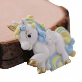 Calamita Unicorno Arcobaleno Bomboniera Bimbo Fai da Te