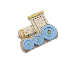 Bomboniere Compleanno FaiDaTe Trenino Magico Magnete (Kit 12 Pezzi) 1112M