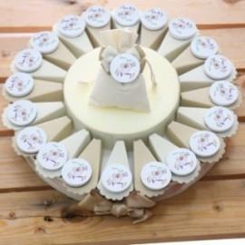 Torta Bomboniere Cuoco Ballerino Mestieri Personalizzati