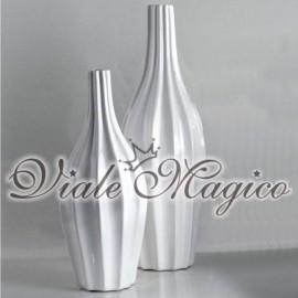 Vasi a Onde Alti in ceramica modellati a mano Profili of Art