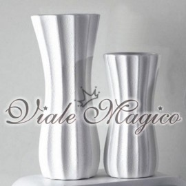 Vasi Ondulati a Clessidra Design Profili of Art