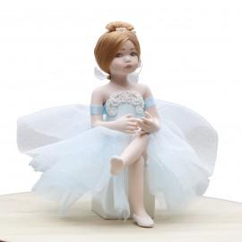 Principessa in ceramica con...