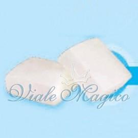 Faidate Marshmallow Bulgari Estruso Quadro Bianco Gusto Vaniglia Caramellata