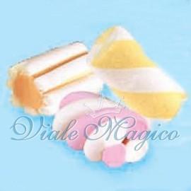 Marshmallow Bulgari Estruso Mix con Succo di Frutta