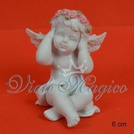 Statuina Angioletto Rosa