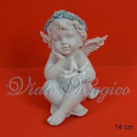 Statuina Dolce Angelo Celeste