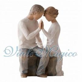Statuina L' Amore Romantico per Matrimonio