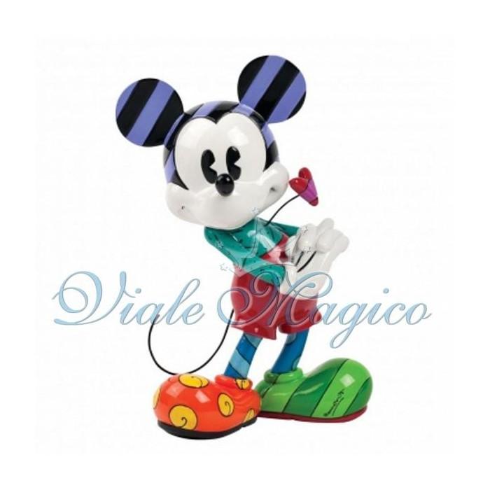 Statuina Disney Mickey Mouse Compleanno Bimbo