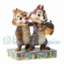 Statuina Disney Cip e Ciop per Compleanno