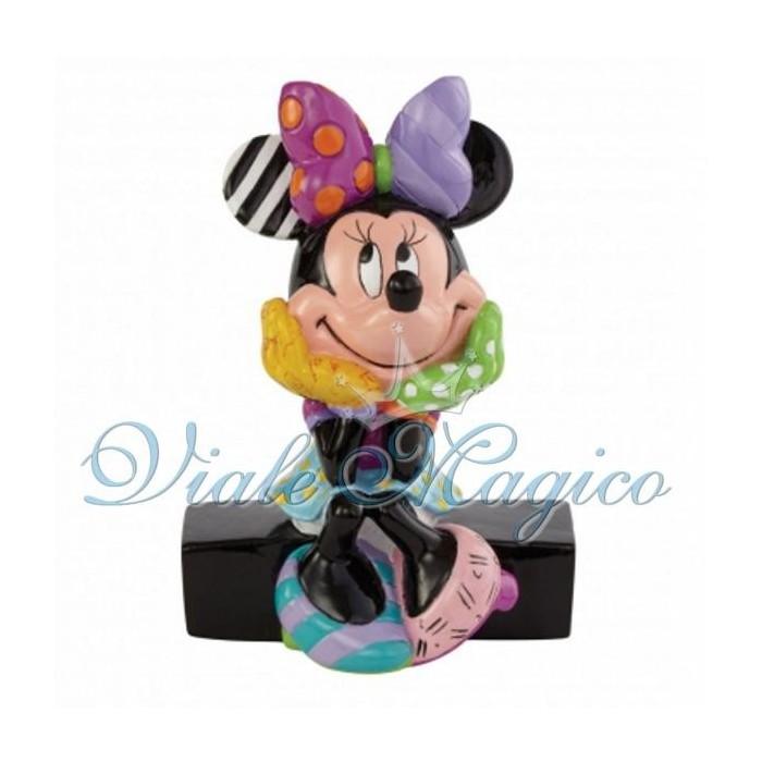 Disney Minnie Seduta per Compleanno