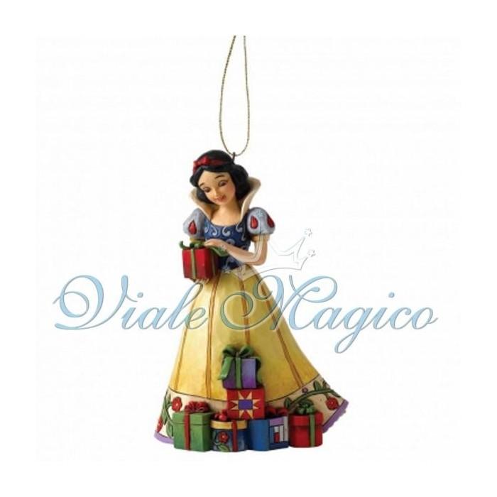 Statuina Disney Biancaneve con Doni