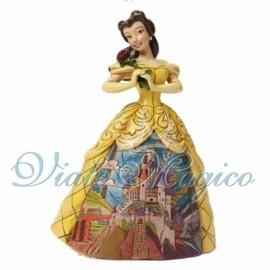 Statuina Disney La Bella per Bimba