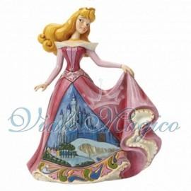 Statuina Disney Aurora per Compleanno