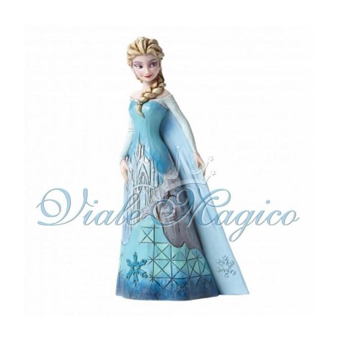 Statuina Frozen Disney per Bimba