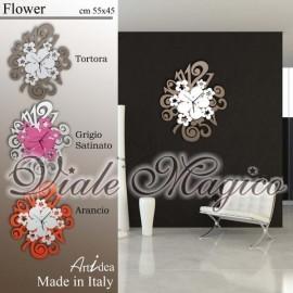 Orologio da parete Linea Flower ArtIdea