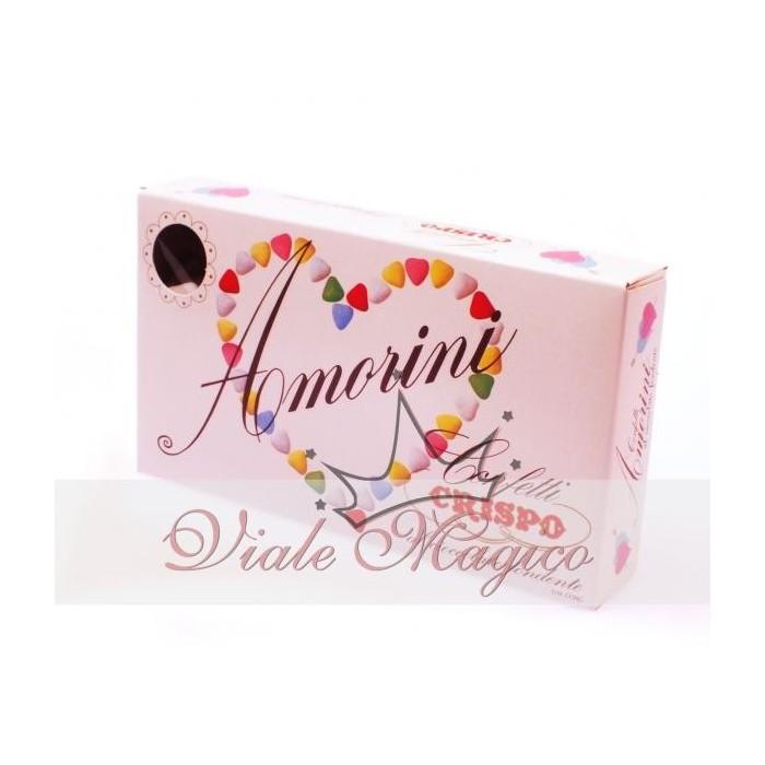 Bomboniere Sacchetti Confettata Confetti Crispo Amorini al Cioccolato
