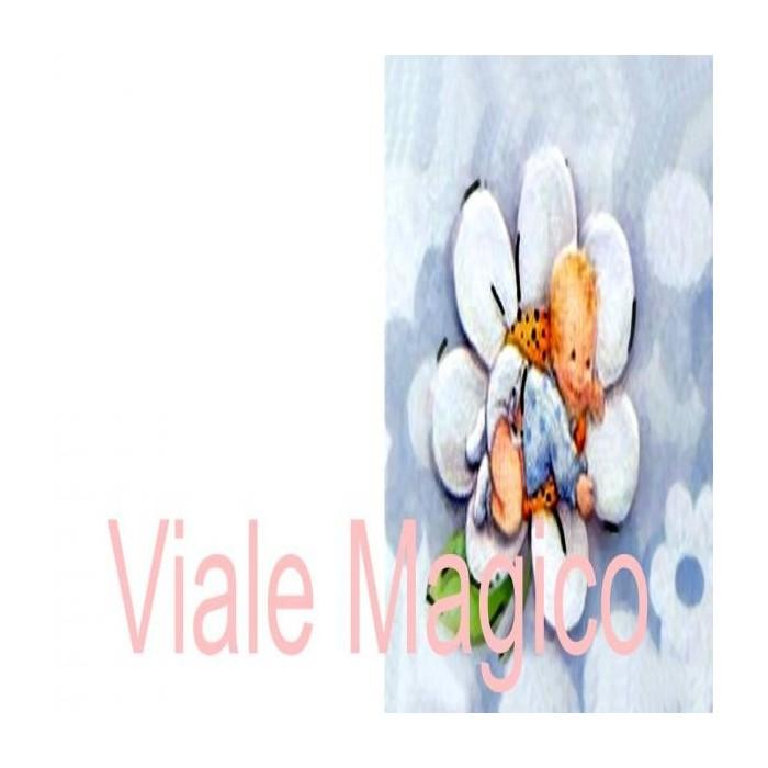 Bomboniere Fai Da Te COL13099 - 20 Bigliettini con Frase Nascita e Battesimo