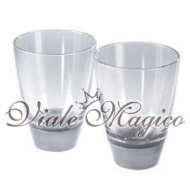 Drink & Fun Set di 2 Bicchieri Mebel
