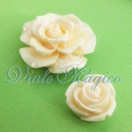 Rosa Decorativa Effetto Porcellanato 72 Pezzi