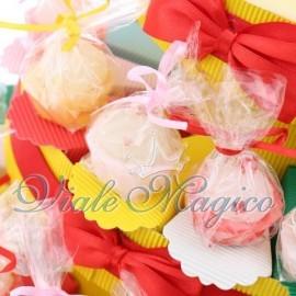 Torta Portaconfetti con Candele Cupcake 18 Anni