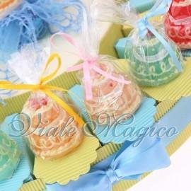 Torta Portaconfetti Candele Compleanno Bimbo