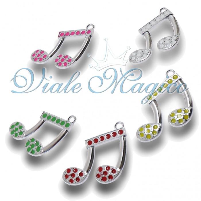 Bomboniera Maxi Note Musicali per Compleanno Matrimonio Musica