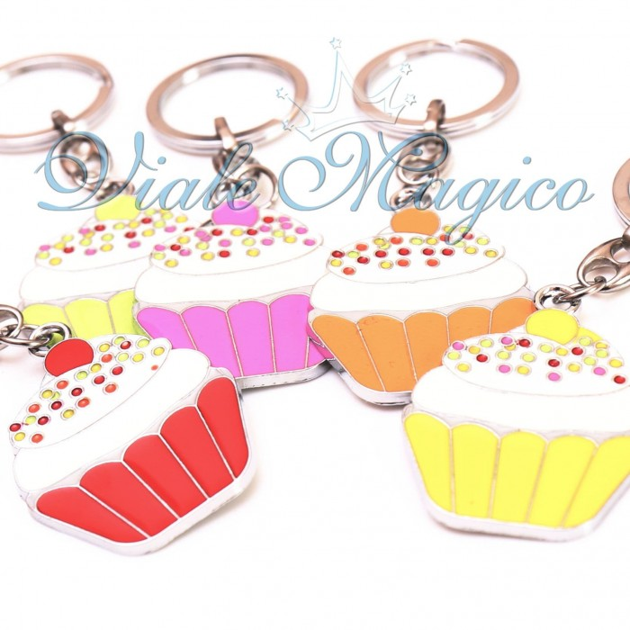 Bomboniera Cupcake Colorati per Compleanno x Segnaposto FaiDaTe