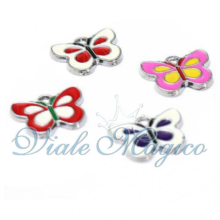 Bomboniera Applicazione Mini Farfalle per Compleanno FaiDaTe