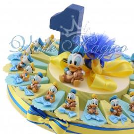 Torta Disney Statuina Paperino